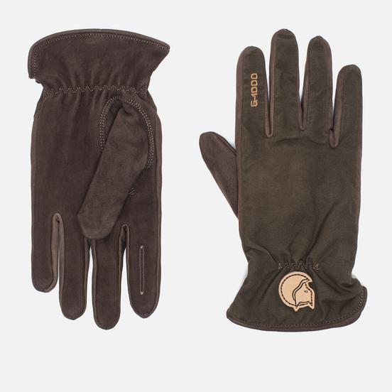 Перчатки Fjallraven Forest Glove Dark Olive