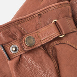 Мужские перчатки Hestra Deerskin Lambsfur Lined Brown фото- 2
