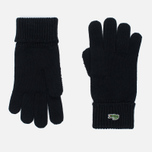Lacoste Gloves Black photo- 0