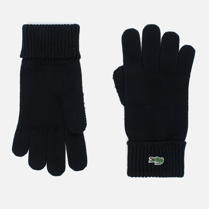 Lacoste Gloves Black