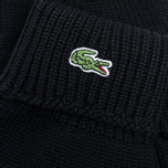 Lacoste Gloves Black photo- 1