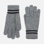 Мужские перчатки Napapijri Fovar Grey Melange фото- 0