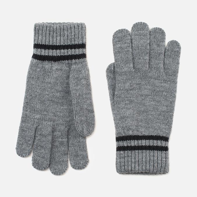 Мужские перчатки Napapijri Fovar Grey Melange