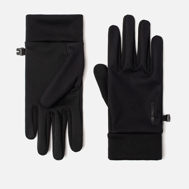 Перчатки Norse Projects Hidra Touch Screen Black