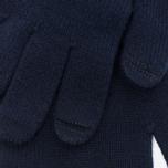 Мужские перчатки Norse Projects Norse Navy фото- 2