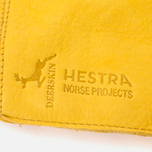 Перчатки Norse Projects x Hestra Ivar Misted Yellow фото- 3