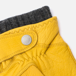 Norse Projects x Hestra Ivar Gloves Misted Yellow photo- 2