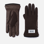 Norse Projects x Hestra Svante Gloves Earth photo- 0