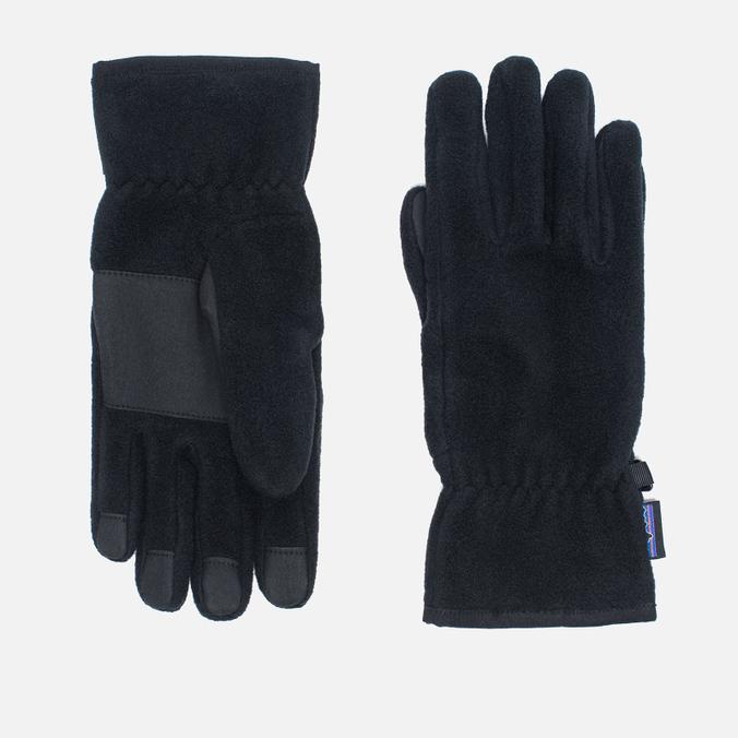 Перчатки Patagonia Synchilla Black