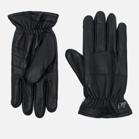 Мужские перчатки Peaceful Hooligan Trapper Black