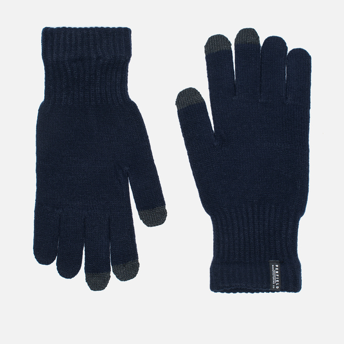 Перчатки Penfield Nanga E-Touch Knitted Navy