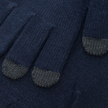Перчатки Penfield Nanga E-Touch Knitted Navy фото- 2