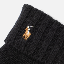 Перчатки Polo Ralph Lauren Signature Merino Wool Black фото- 1