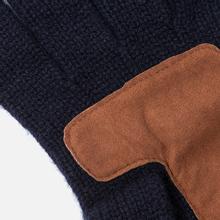 Перчатки Polo Ralph Lauren Signature Merino Wool Hunter Navy фото- 2