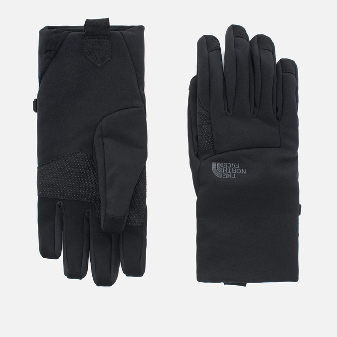 Перчатки The North Face Apex+ Etip Black