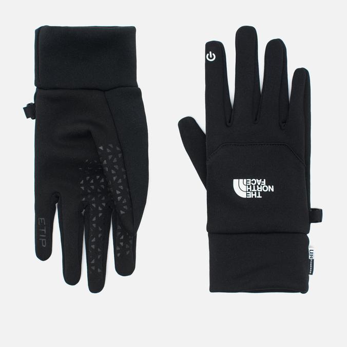 Перчатки The North Face Etip Black