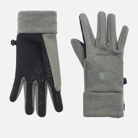 The North Face Etip Hardface Fusebox Men's Gloves Grey