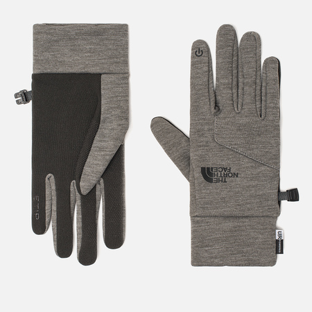 Перчатки The North Face Etip TNF Medium Grey Heather