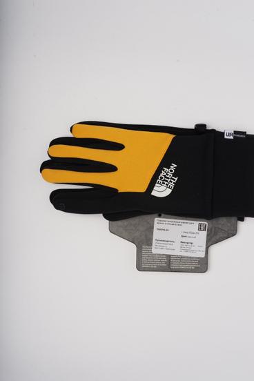Перчатки The North Face Etip TNF Yellow/TNF Black