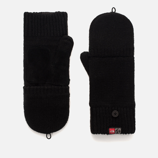 Перчатки The North Face IC Backflip Knit Mitt TNF Black
