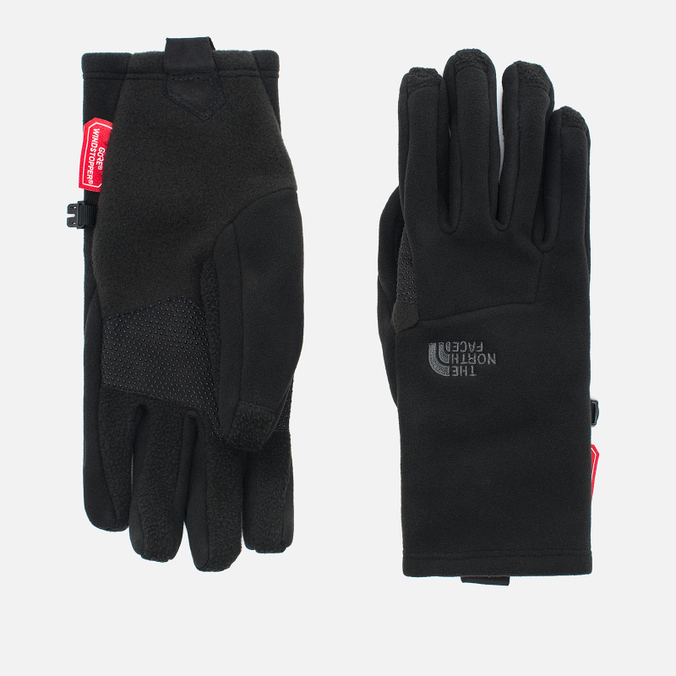 Перчатки The North Face Pamir Windstopper Etip Black