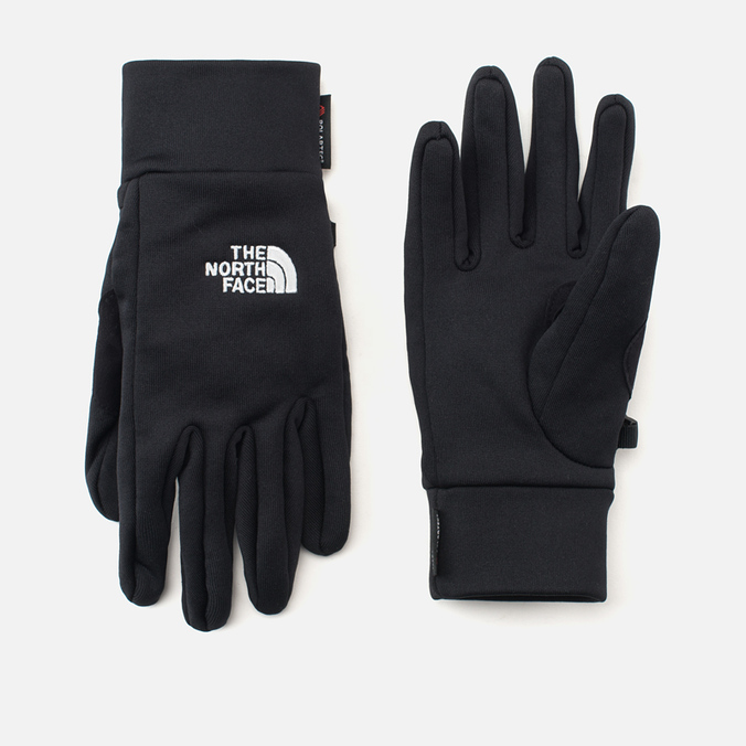 The North Face Powerstretch Gloves Black