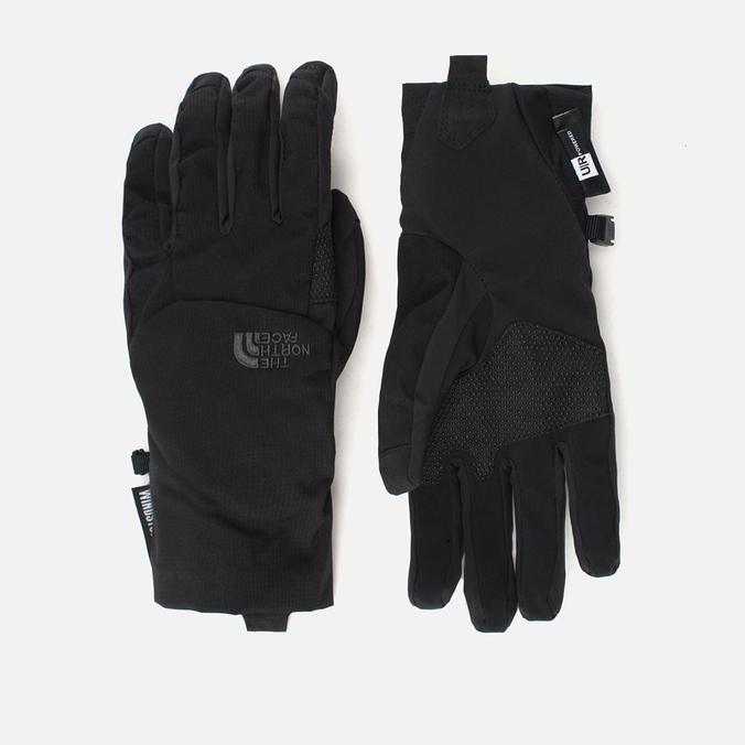 The North Face Quatro Windstopper Etip Gloves Black