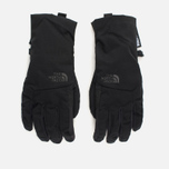 Перчатки The North Face Quatro Windstopper Etip Black фото- 2