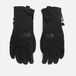 The North Face Quatro Windstopper Etip Gloves Black photo- 2