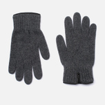 Universal Works Glen Gloves Charcoal  photo- 0