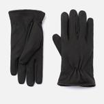 Перчатки Universal Works Tor Black Leather фото- 0