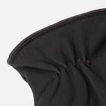 Перчатки Universal Works Tor Black Leather фото- 2