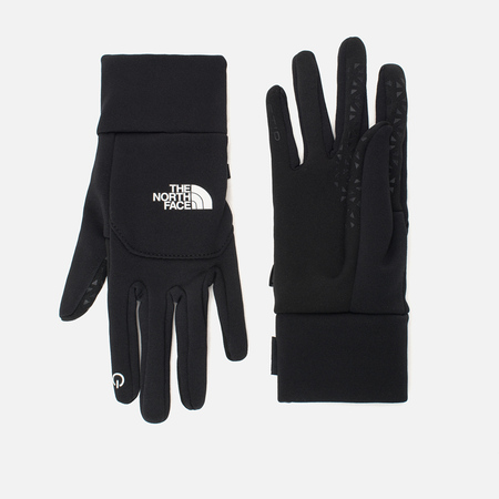 Женские перчатки The North Face Etip TNF Black