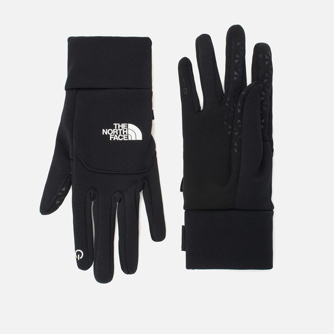Женские перчатки The North Face Etip Black
