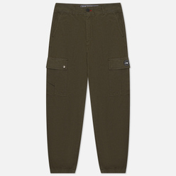 Мужские брюки Peaceful Hooligan Brewer Dark Olive