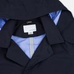Мужской плащ Nanamica GORE-TEX Short Soutien Collar Marine Navy фото- 2