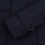 Мужской плащ Nanamica GORE-TEX Short Soutien Collar Marine Navy фото- 3