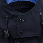 Мужской плащ Nanamica GORE-TEX Short Soutien Collar Marine Navy фото- 4