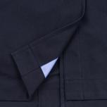 Мужской плащ Nanamica GORE-TEX Short Soutien Collar Marine Navy фото- 6