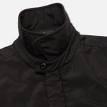 Мужской плащ Stone Island Shadow Project Anti-drop Mac Black фото- 3