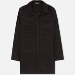 Мужской плащ Stone Island Shadow Project Anti-drop Mac Black фото- 0