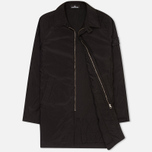 Мужской плащ Stone Island Shadow Project Anti-drop Mac Black фото- 1