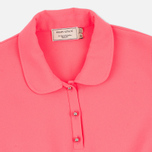 Женское платье Maison Kitsune Crepe Ella Pink Fluo фото- 1