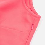 Женское платье Maison Kitsune Crepe Ella Pink Fluo фото- 2