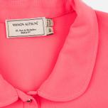Женское платье Maison Kitsune Crepe Ella Pink Fluo фото- 3