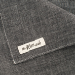 Платок The Hill-Side Selvedge Black фото- 2