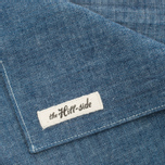 Платок The Hill-Side Selvedge Chambray Indigo фото- 2