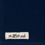 Платок The Hill-Side Selvedge Lightweight Indigo Sashiko фото- 1