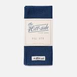 Платок The Hill-Side Wabash Polka Dot Indigo фото- 2