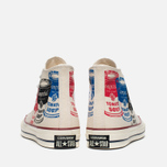 Мужские кеды Converse All Star Chuck 70 Andy Warhol Natural/White фото- 3